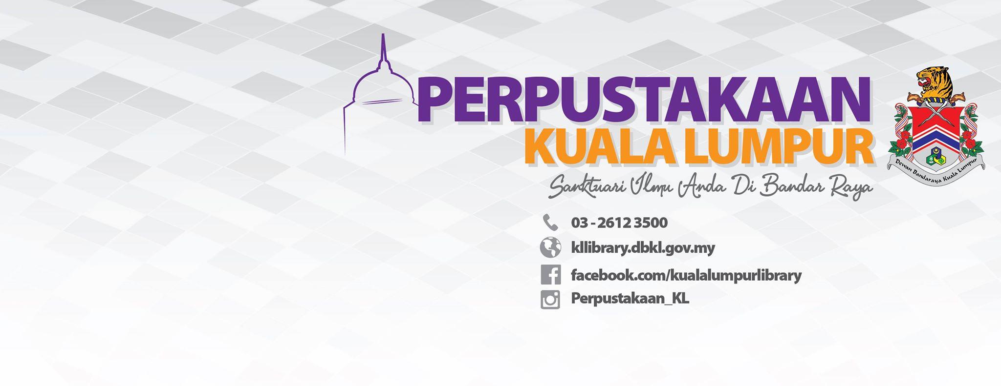 Perpustakaan Kuala Lumpur Banner